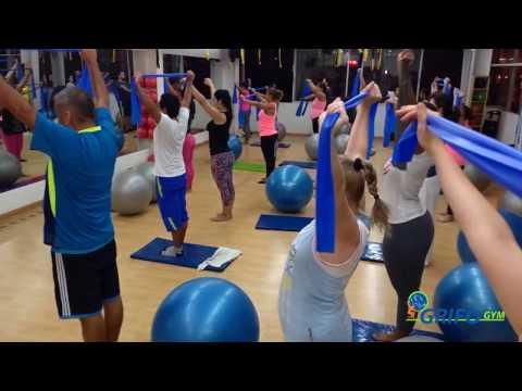 La Mejor Clase de Pilates - Grifo Gym Colón