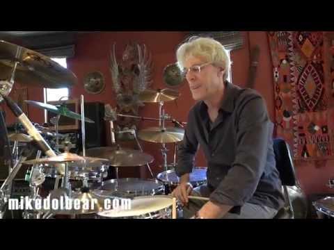 NAMM15 Stewart Copeland plays his new Rhythmatist hi hats