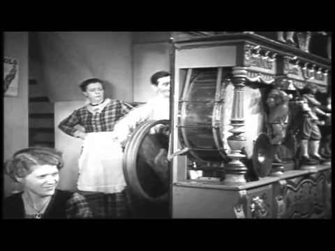 Streetorgan used in Dutch movie De Jantjes 1934