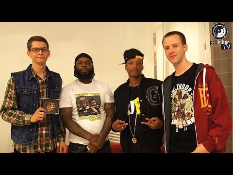 "Smif-N-Wessun - interview / wywiad pt. 1 - on Biggie, 2Pac & ""One Nation"" (Popkiller.pl, 2015)"