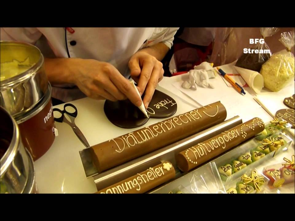 Viba Confiserie Cafe Auf Der Kulinaria Vinum Youtube
