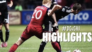 HIGHLIGHTS: DC United vs Chicago Fire | October 18, 2014