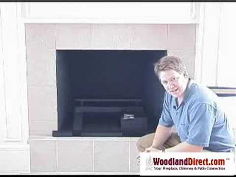 Cozy Grate Fireplace Heater - YouTube