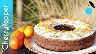 Winter Cake - Gateau Au Chocolat Végétalien (sans Lait Sans Oeufs) - Recette Vegan - Cherrypepper