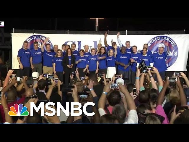 Democratic 2020 Candidates Court South Carolina Voters | The 11th Hour | MSNBC