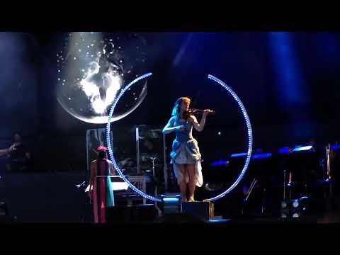 Lindsey Stirling live 2018