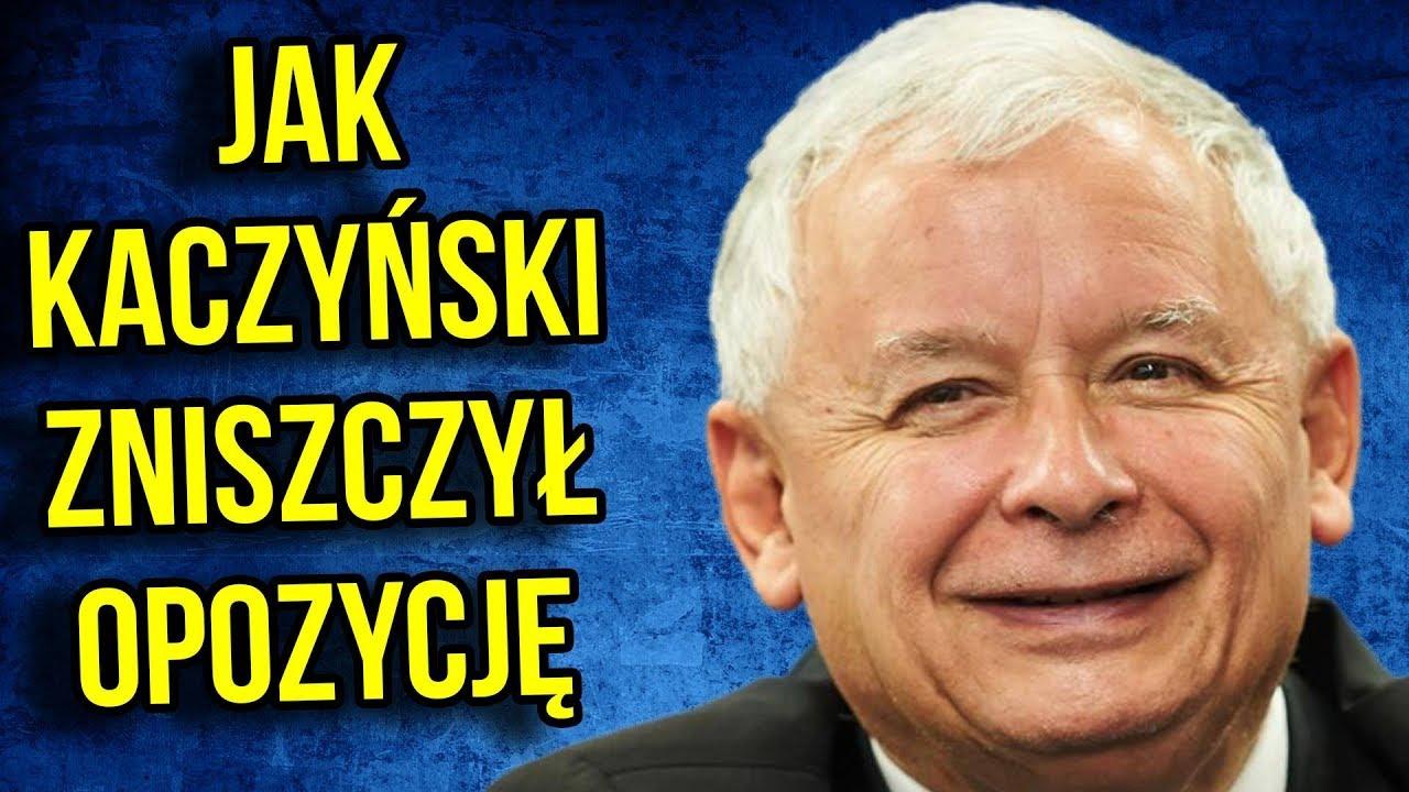 Jak Kaczyński z PIS Ośmieszył i Zniszczył Nowoczesną i Platformę Obywatelską robiąc to co chcieli!