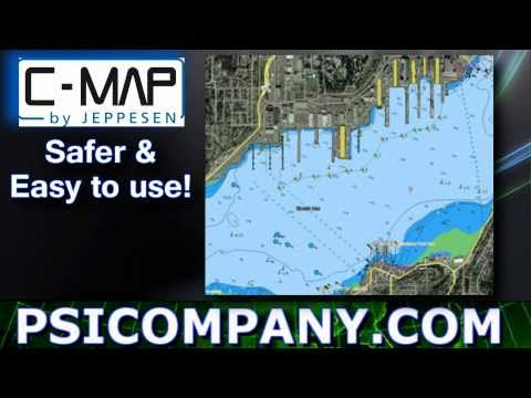 C-MAP Electronics Charts: Overview