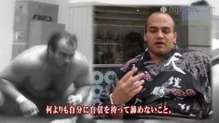 http://www.nippon.com/ja/people/e00038/ 大相撲夏場所で幕下全勝優勝...