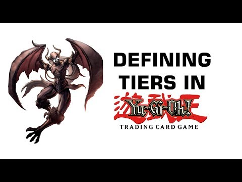 What is a tier in Yu-Gi-Oh!? Defining tier lists