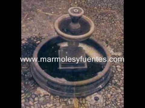 Tallamos fuentes de agua en piedra natural fuentes para for Decoracion de piedras para jardin