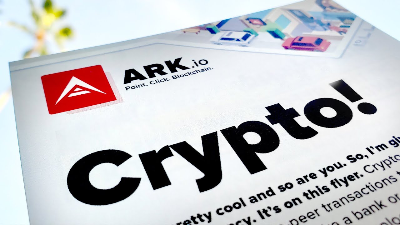 is ark a good cryptocurrency