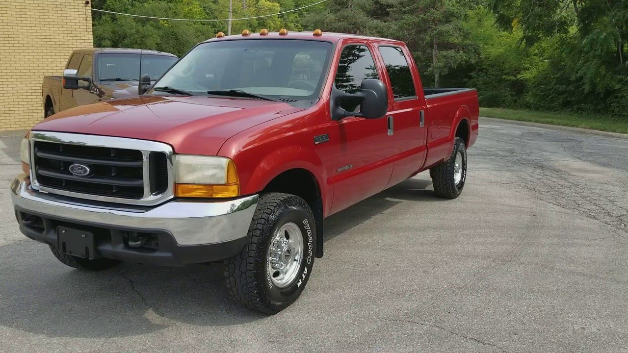 2000 ford f250 7 3 powerstroke diesel zf6 manual trans for sale rh youtube com Ford Powerstroke Manual Transmission 2001 Ford F350 Manual Transmission