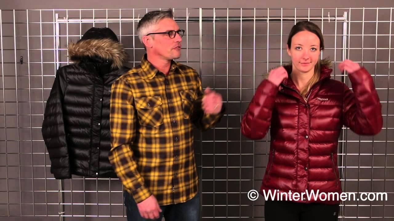 600fe52a4 2013-2014 Marmot Women s Hailey Jacket - YouTube