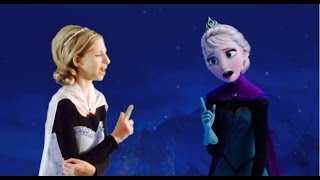 "Video Disney's Frozen ""Let It Go"" - Idina Menzel/Demi Lovato cover by Madi :) download MP3, 3GP, MP4, WEBM, AVI, FLV Desember 2017"