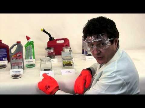 Dicor TPO flooring chemical test