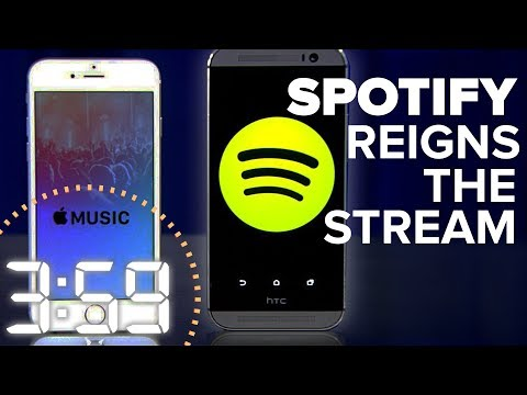 It's official: Spotify reigns the stream (The 3:59, Ep. 363)
