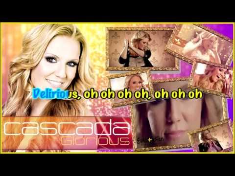Cascada - Glorious | Karaoke Version [Germany ESC 2013]