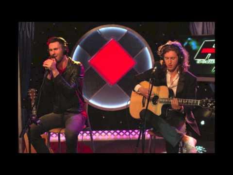Maroon 5 - Yesterday (Beatles) (Howard Stern 2012.06.26) audio only
