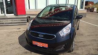 видео KIA Venga - продажа автомобилей КИА Венга
