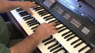 "Gene Roberson plays ""Shangri-La"" on the Roland Atelier Organ"