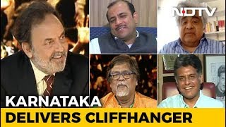 Prannoy Roy's Analysis Of Karnataka Election Results