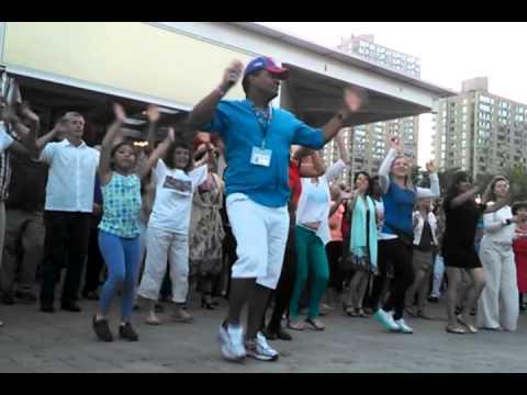 Harborfront Latin Summer Line Dance