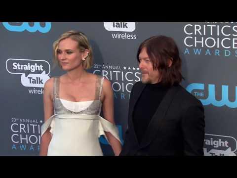 Norman Reedus diventerà papà: Diane Kruger è incinta