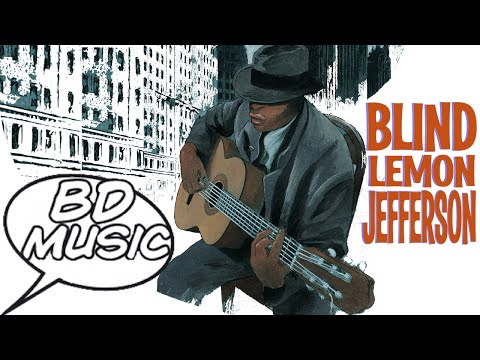 BD Music Presents Blind Lemon Jefferson (Jack O'Diamonds Blues, Got The Blues & more songs)