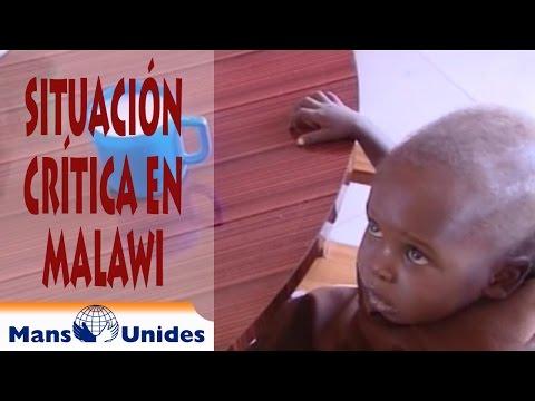 Proyectos ONG Malawi | Proyecto salud África | Situación crítica