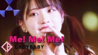 LADYBABY Me! Me! Me! Canción original. Esta es una más de las canci...