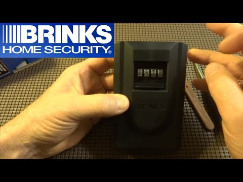 (85) How to Decode a Brinks Combination Lock Box (EASY)