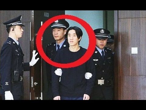 Jackie chan son arrested for using drugs : Jaycee Chan 6 Month jail China