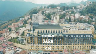 Sapa in 4K - The Picturesque Town   Welcome to Vietnam