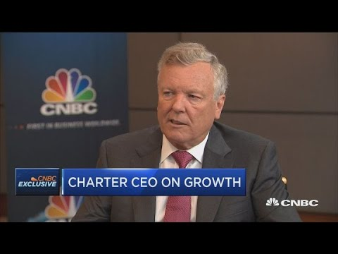 Charter CEO: We See Nothing Greater Than Our Own Customer Creation Machine