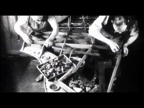 C. Bechstein - Klavierbau gestern : Imagefilm von 1926