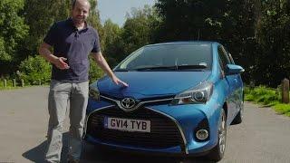 Toyota Yaris review 2014 | TELEGRAPH CARS