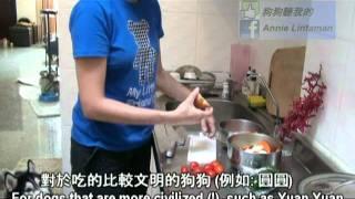 狗狗聽我的 - 生食餵法 (How to feed your dog raw diet)