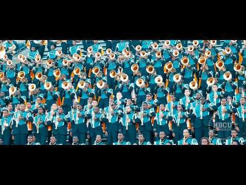 Trip - Ella Mai - Southern University Marching Band 2018 [4K ULTRA HD]