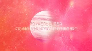 KOR ENG BTS 방탄소년단 Dream Glow feat Charli XCX BTS World Original Soundtrack 2019