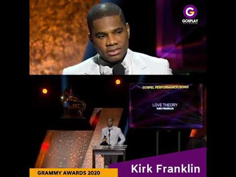 kirk franklin new album 2020