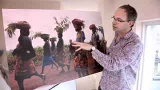 Art in Yorkshire - Tim Smith's photographs of Rwanda