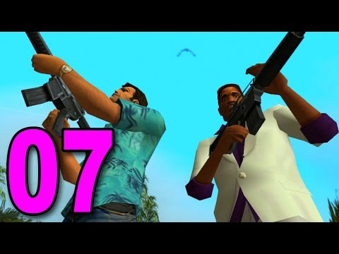 Grand Theft Auto: Vice City - Part 7 - Cannons in the Trunk