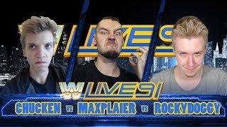 ROZBIÓRKA RINGU | WWE 2K18 #4