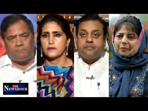 Minority Hindus In Jammu & Kashmir Being Denied Home: The Newshour Debate (28th March)