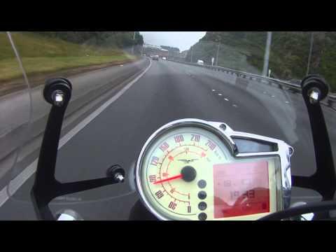Quick trip into Wellington via SH2, Home via SH1/SH58