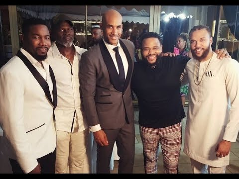 Boris Kodjoe and Black Celebs go to Ghana to reconnect to African History, Culture - Michael Imhotep