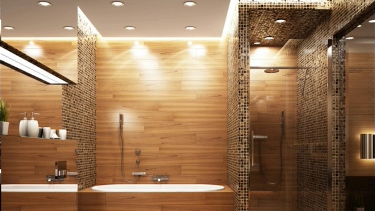 Badezimmer Beleuchtung Dusche - YouTube