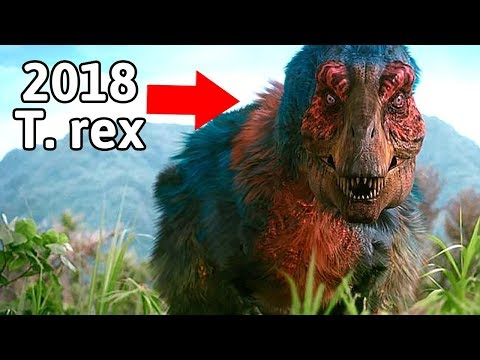 10 Interesting Facts About TYRANNOSAURUS REX