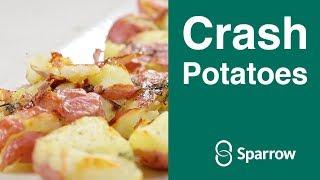 Sparrow Healthy Bites - Crash Potatoes